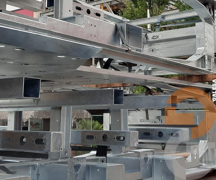 Plataformas para camiones -